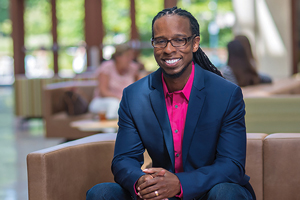 Ibram X. Kendi, the founder of the Antiracist Research and Policy Center