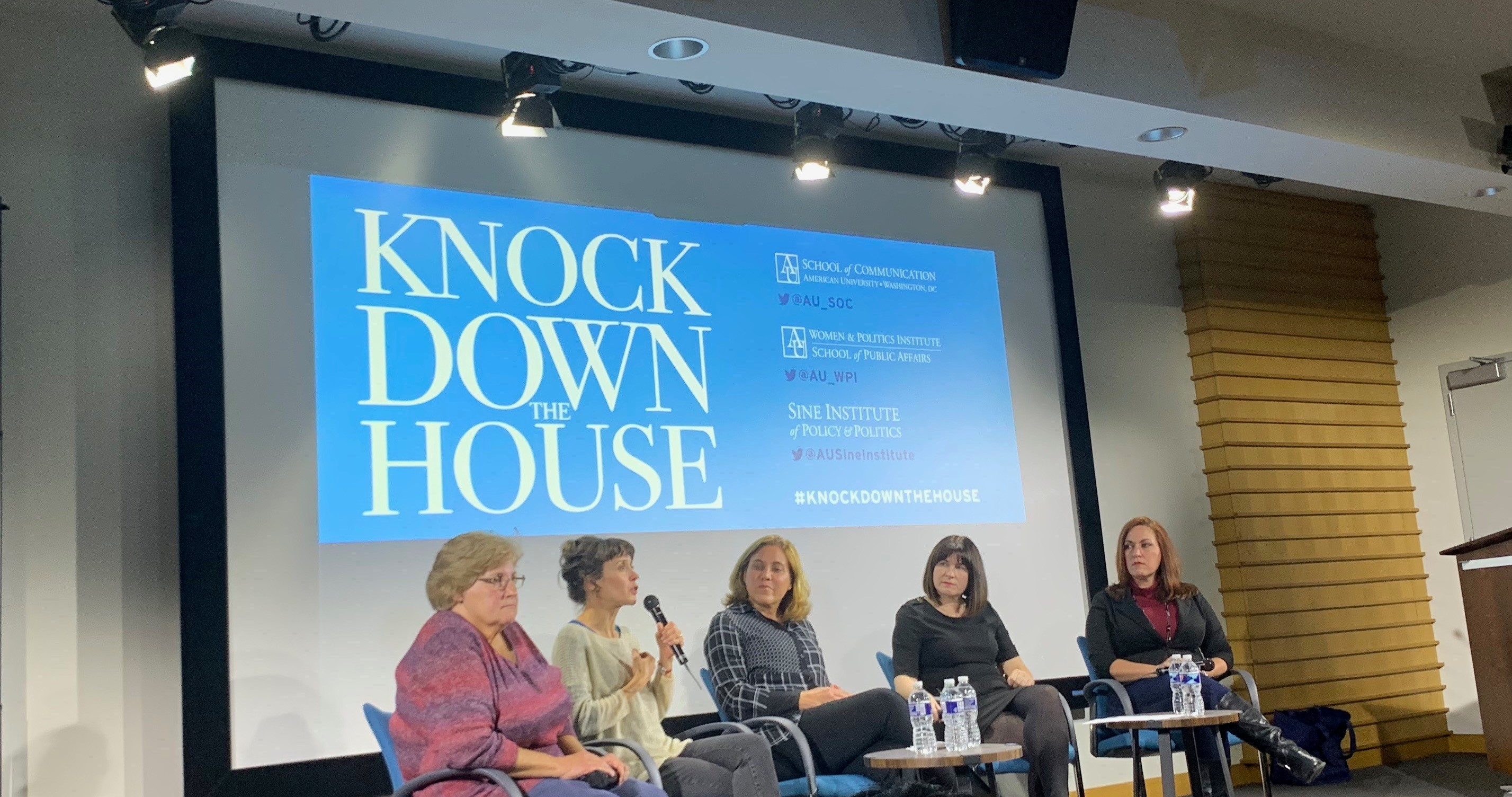 Knock Down the House Panelists