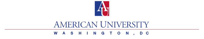 American University Office of the Provost
