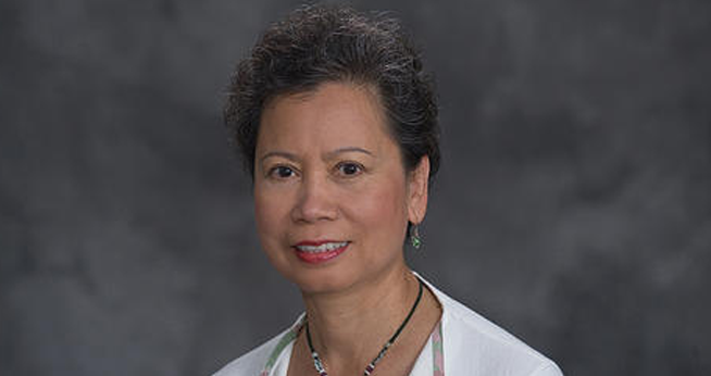 Vice Provost for Academic Administration Violeta Ettle