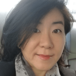 English Language Training Academy faculty member Jisook Paik