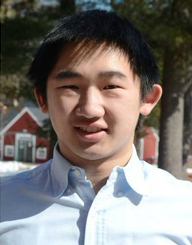 Howey Qiu, American University Gap student