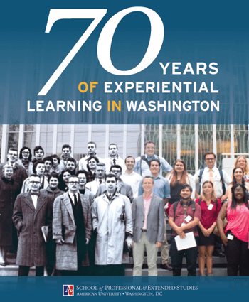 70 Years of Experiential Learning in Washington (students from past and present)