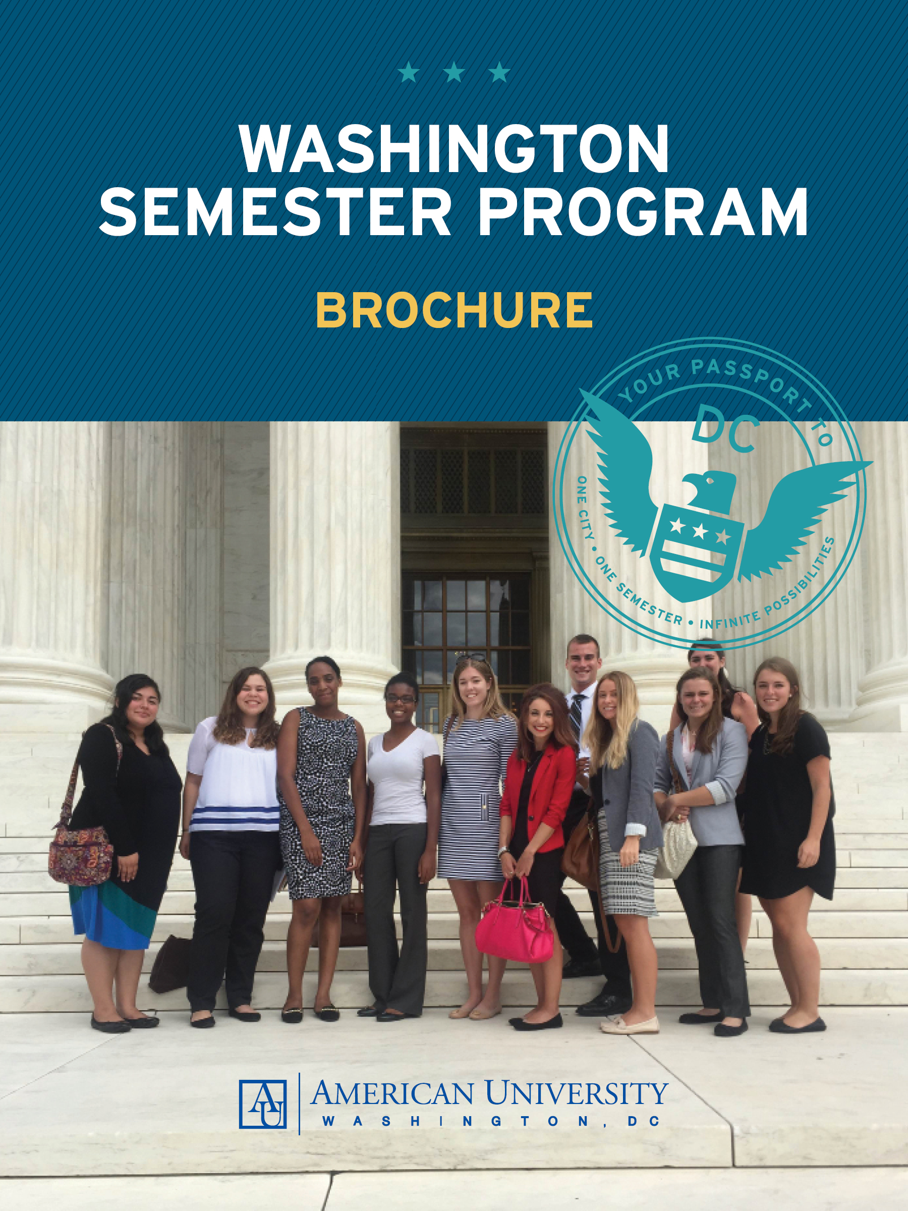Washington Semester Program Brochure