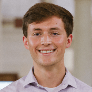 Washington Semester Ambassador Ethan Johnson