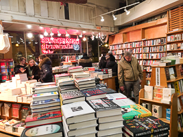 Kramer Books & Afterwards in downtown Washington DC (Dupont Circle)