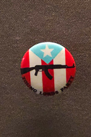Young Lords Party pin