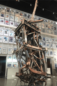 9/11 artifact from the twin towers