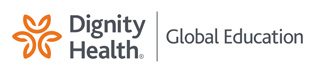 Dignity Health Global Education logo