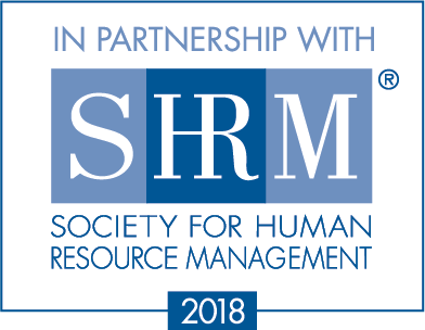 In Partnership with SHRM (Society for Human Resource Management) 2018