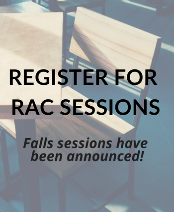 Register for the RAC Program