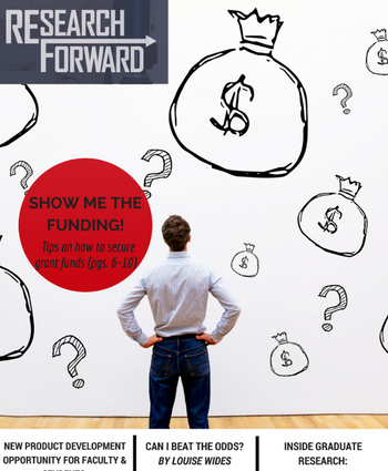 Research Forward: Show Me The Funding!