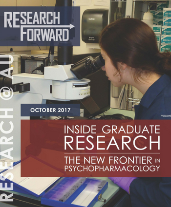 Research Forward: Inside Graduate Research