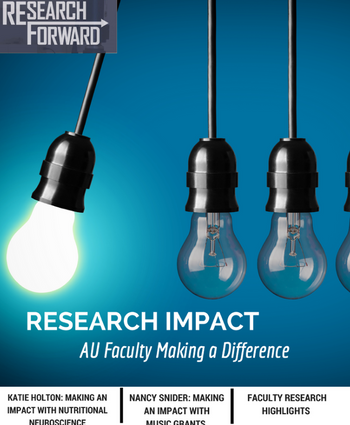 Research Impact: AU Faculty Making a Difference