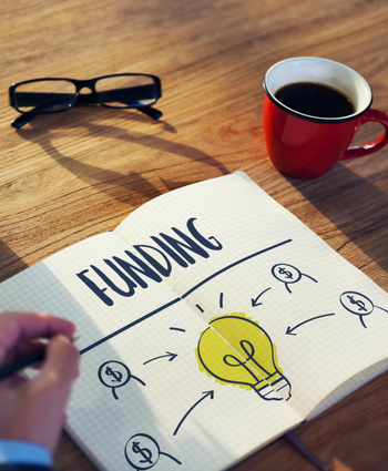 finding funding event