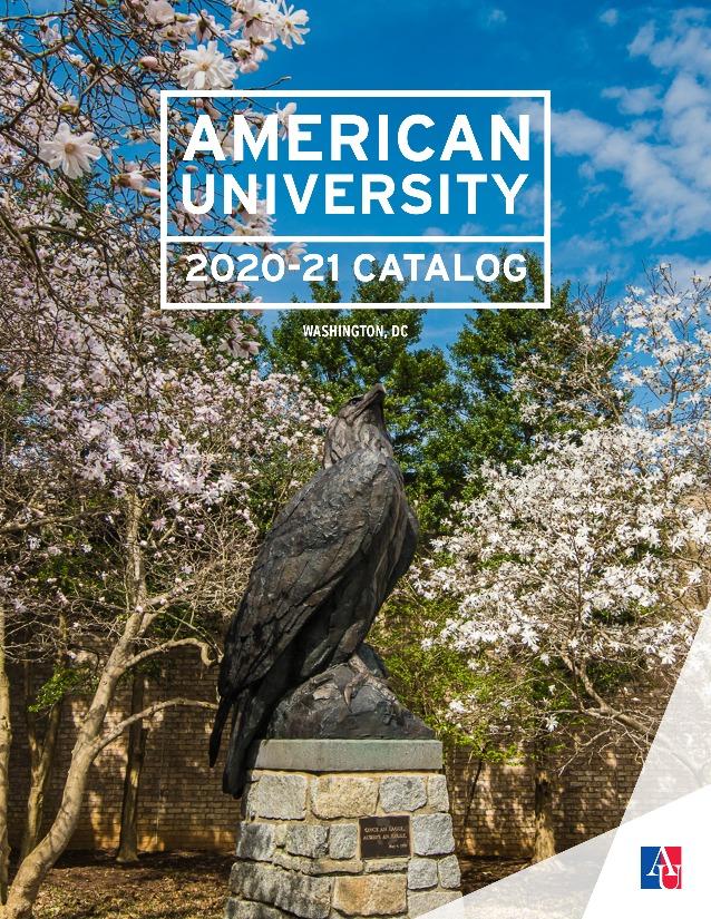 American University Academic Calendar 2022.University Catalog American University Washington Dc