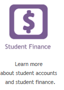 Student Finance: Learn more about student accounts and student finance.