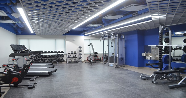 Congressional Fitness Center Space
