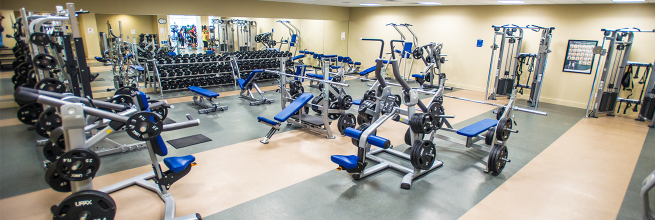 Cassell Fitness Center Strength Equipment