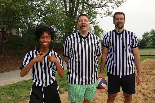 Intramural Sports Referees