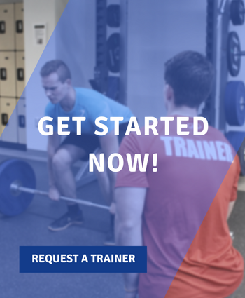 Sign up for a personal trainer