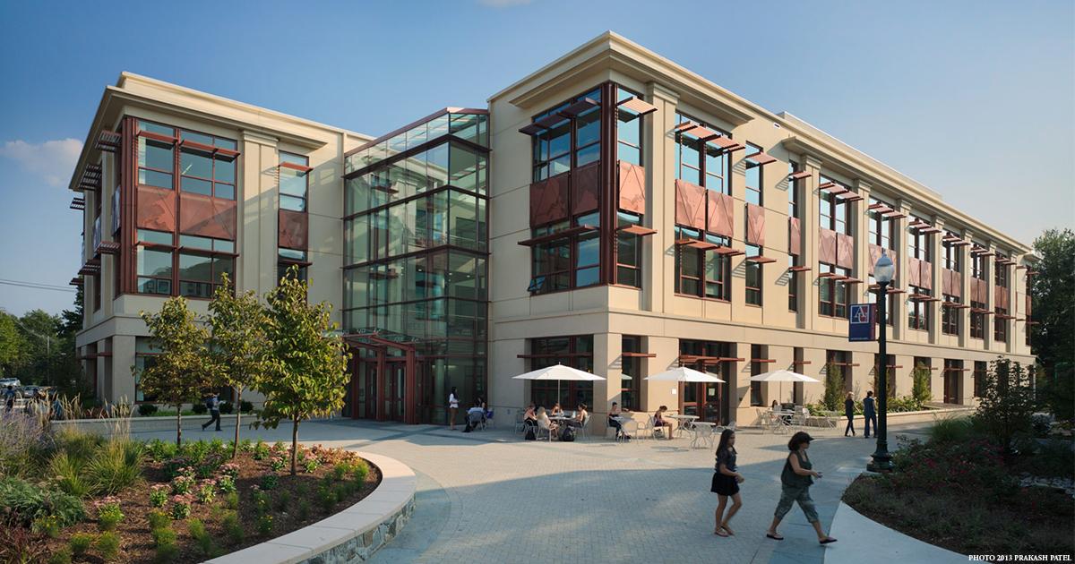 American University Law School >> School Of International Service American University