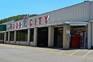 Food city in rural Appalachia