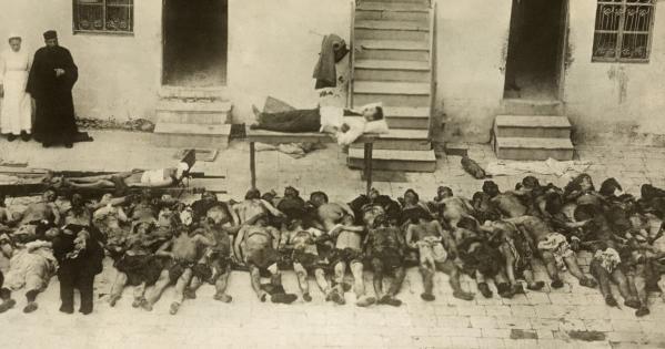 Armenian Genocide Photos