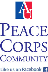 American Univeristy Peace Corps Community. Like Us on Facebook!