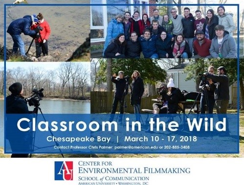 Classroom In The Wild