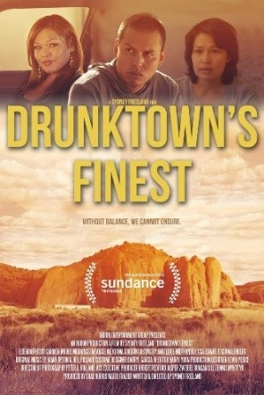 "Poster of film ""Drunktown's Finest"""