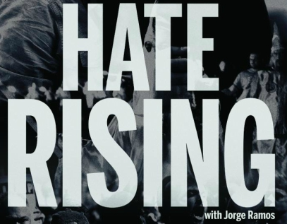 Hate Rising movie poster