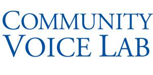 Community Voice Lab logo
