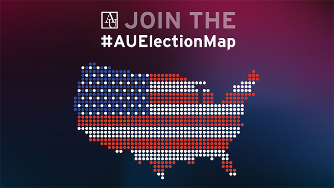 Join the AU Election Map