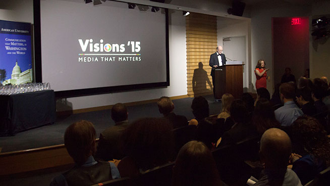 Visions 2015: Media That Matters