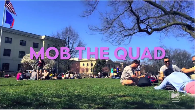 Mob The Quad