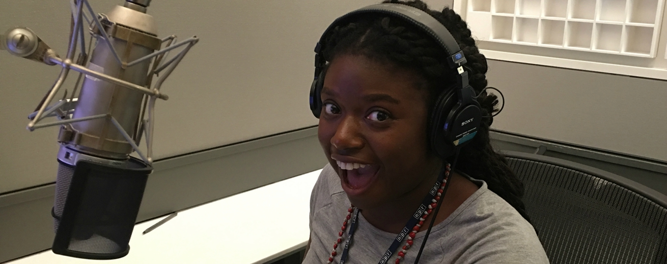 Kayla Lattimore at NPR
