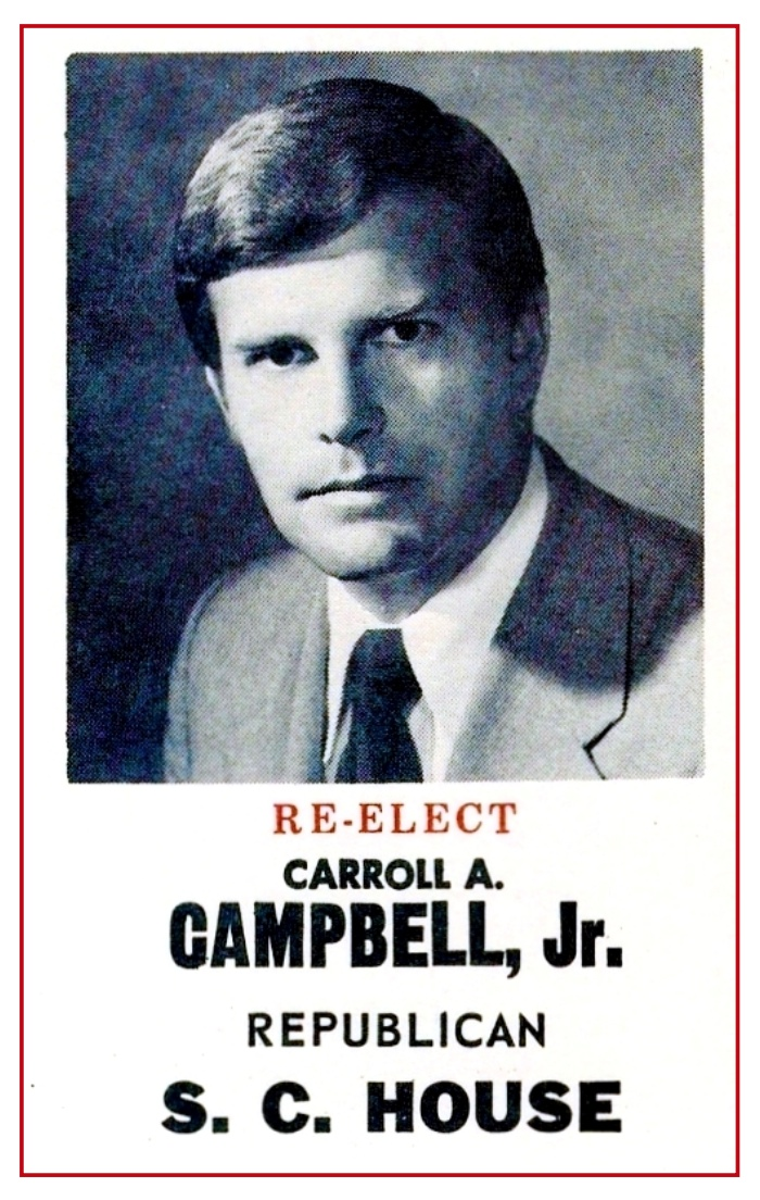 Carroll Campbell Jr.
