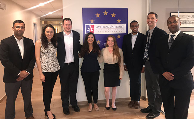 EPAAI at the American University Brussels Center