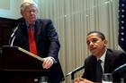 Professor James Thurber and then Senator Barack Obama Speak at a conference on lobbying reform.