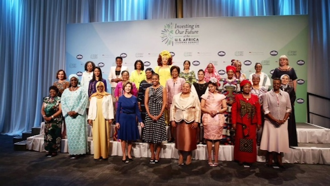 U.S. Africa Summit Brings Together First Ladies