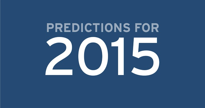 What Will 2015 Hold?