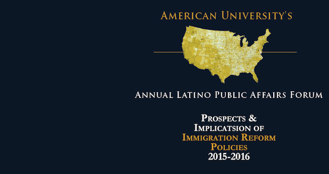 Annual Latino Public Affairs Forum