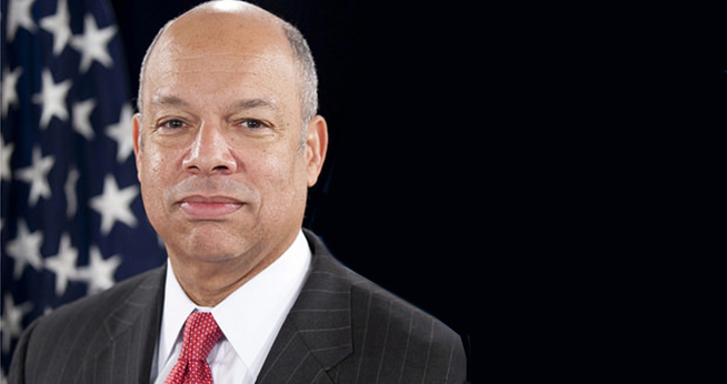 SPA Presents DHS Secretary Jeh Johnson