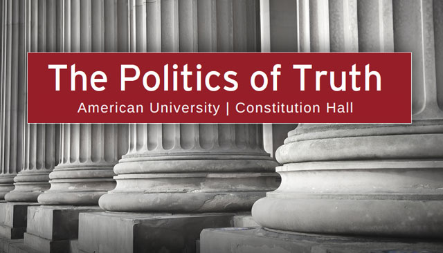 Politics of Truth Conference