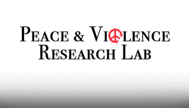 Peace & Violence Research Lab logo