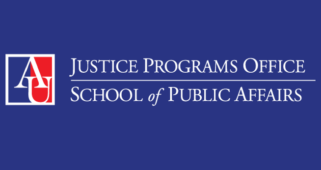 Justice Programs Office, School of Public Affairs