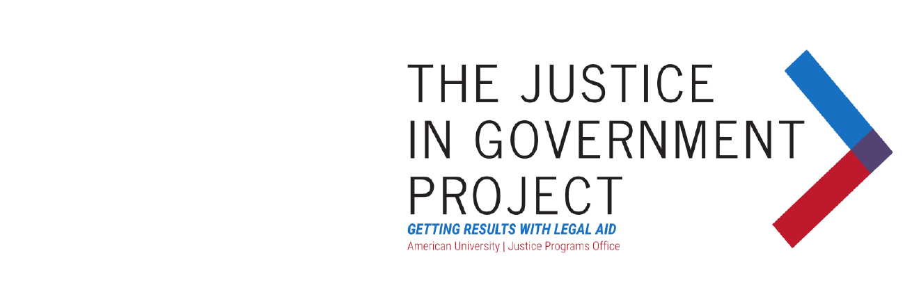 The Justice in Government Project