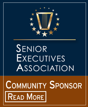 Click here to read more about our community sponsor, Senior Executives Association