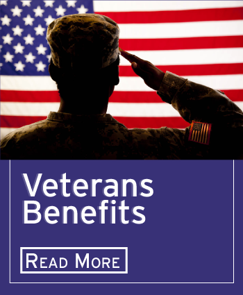 Read more about Veterans Benefits at the Key Programs